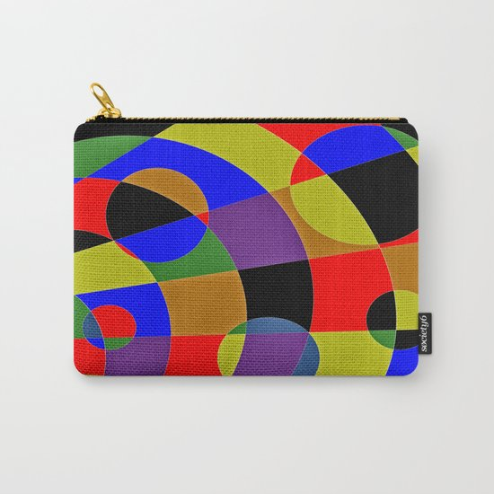 Abstract #95 Gravity Carry-All Pouch