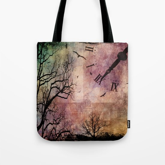 Precious Little Time Tote Bag