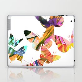 Butterfly Swarm Laptop & iPad Skin