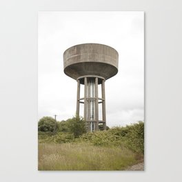 Ballymurn - Water Towers of Ireland Canvas Print