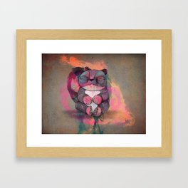 INNERPIECE Framed Art Print