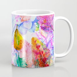 spring feathers Coffee Mug