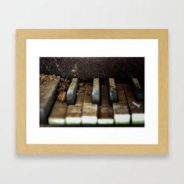 {little things} Framed Art Print