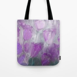 Shades of Lilac Tote Bag
