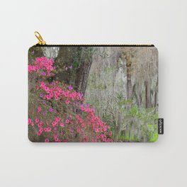Flowers and trees Carry-All Pouch