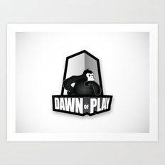 Dawn of Play Art Print