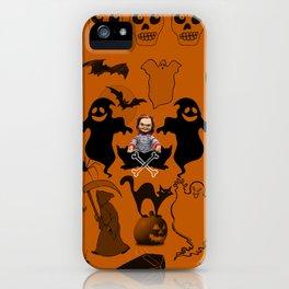 Scream Queen (Chucky Edition) iPhone Case