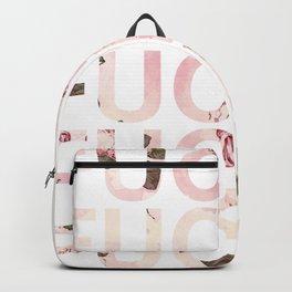Fuck it Backpack