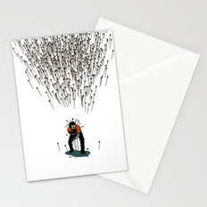 Stop Wasting Arrows And Aim For Its Head, You Damn Fools! V2 Stationery Cards