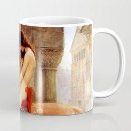 "John Collier ""Lady Godiva"" Coffee Mug"