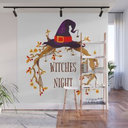 Witches Night (1) Wall Mural