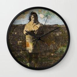 Loner Wall Clock
