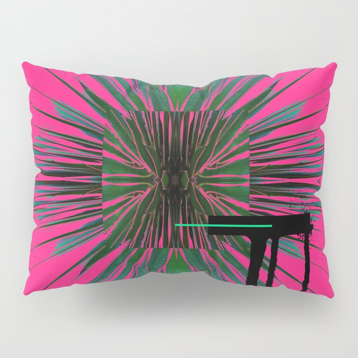 Dots of Thorns - minimal exercise. Pillow Sham