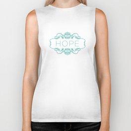 Hope Biker Tank
