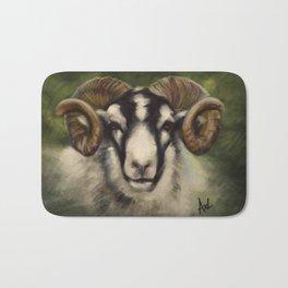 Scottish Sheep Bath Mat