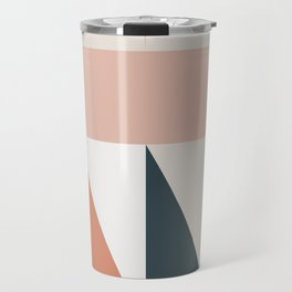 Cirque 04 Abstract Geometric Travel Mug