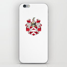 Coat of Arms - Nourse of Virginia iPhone Skin