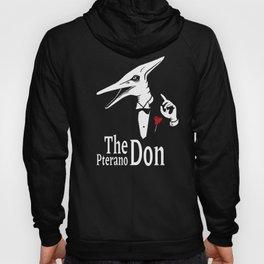 The Pterano Don. Dinosaur parody. Hoody