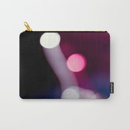 Bokeh Fireworks Carry-All Pouch