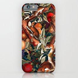 Magical Garden I iPhone Case