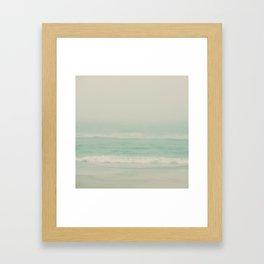 Lido Beach Florida Framed Art Print