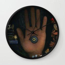 Dukkha Wall Clock