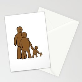 Mud Family Stationery Cards