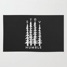 Stay Humble Rug