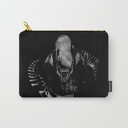 Aliens Here Carry-All Pouch