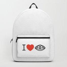 I LOVE PANTAM I LOVE HANDPAN T-SHIRT Backpack