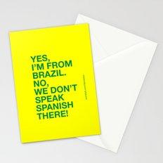 From Brazil I Stationery Cards