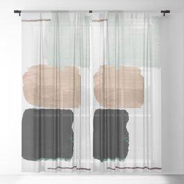 minimalism 15 Sheer Curtain