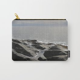 Stones in the water Carry-All Pouch