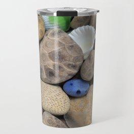 Petoskey Stones lll Travel Mug