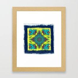 Rustica Mandala (10) Framed Art Print