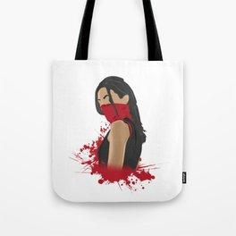 Elektra Natchios Tote Bag
