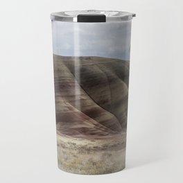 Painted Hills Pano. No. 2 Travel Mug
