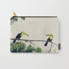 The Toucan Tree Carry-All Pouch