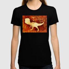 T. rump. Greatest Leader of the Prehistoric World. T-shirt