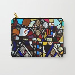 Beauty in Brokenness Andreas 4 Carry-All Pouch