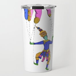 Puppet Master Travel Mug