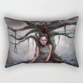 Helpless Rectangular Pillow