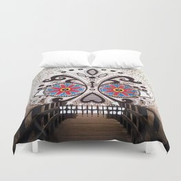 Bridge of the Dead Duvet Cover