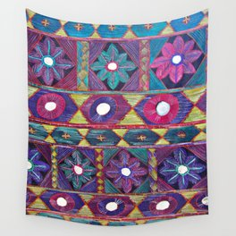 Embroidery Wall Tapestry