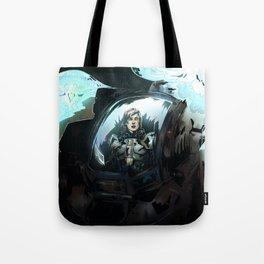 Search for Leviathan Tote Bag