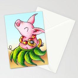 Dinner Dancer Stationery Cards