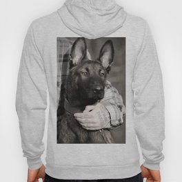 Love and protection for humans and animals Hoody