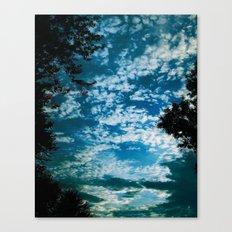 THOSE SUMMER NIGHTS Canvas Print