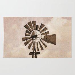 Iowa Windmill Rug