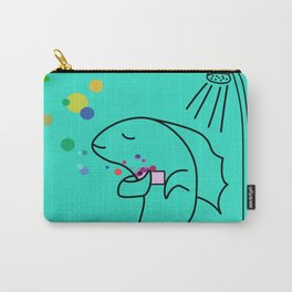 Hygiene is Important in the Sea Carry-All Pouch